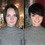 20 Short Pixie Cuts for Round Faces