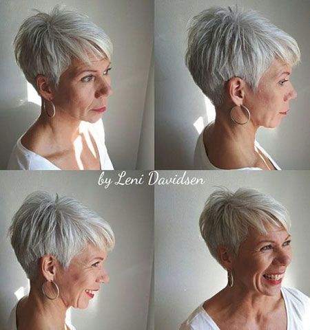 Short Pixie Hairstyles 2018