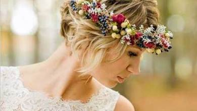 20 Bridal Short Hairstyles
