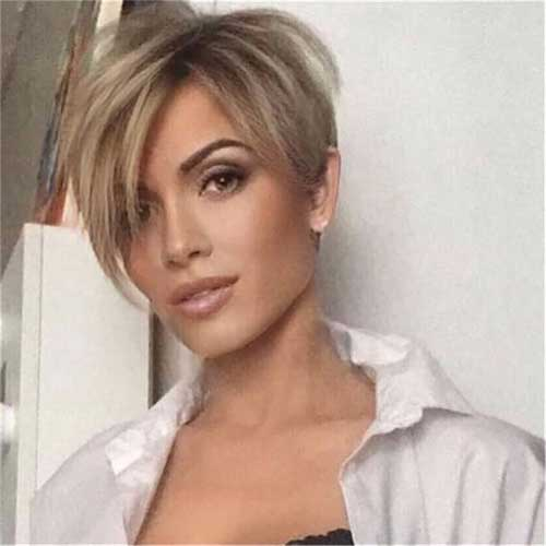 Short Sassy Haircuts for Women
