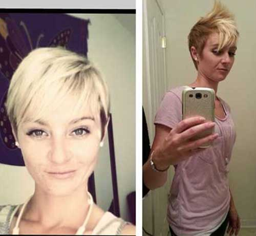 Crazy Pixie Haircuts
