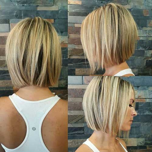 Short Hairstyles for Thick Straight Hair-8