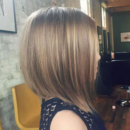 Bob Color Balayage Ombre