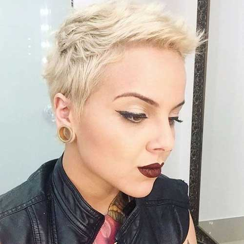 Cute Short Pixie Cuts 2018