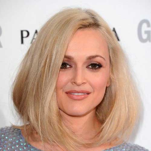 Celebrities with Bob Haircuts-19