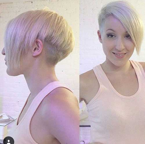 Short Hairstyles for Fine Straight Hair-20