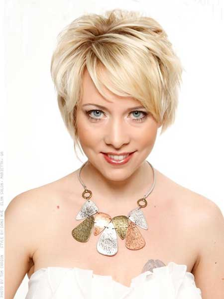 Short Hairstyles for Weddings 2014_8
