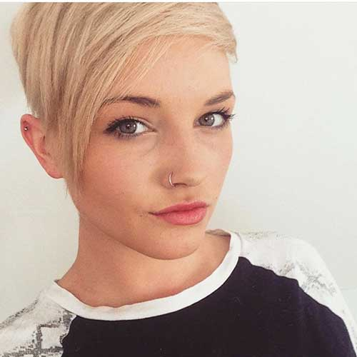 Short Hairstyles - 10