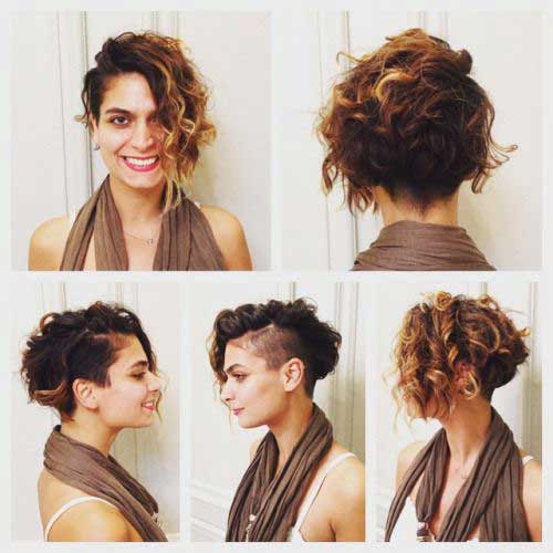 Short Curly Hairstyles-10