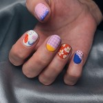 25 Colorful Nail Art Designs for Spring