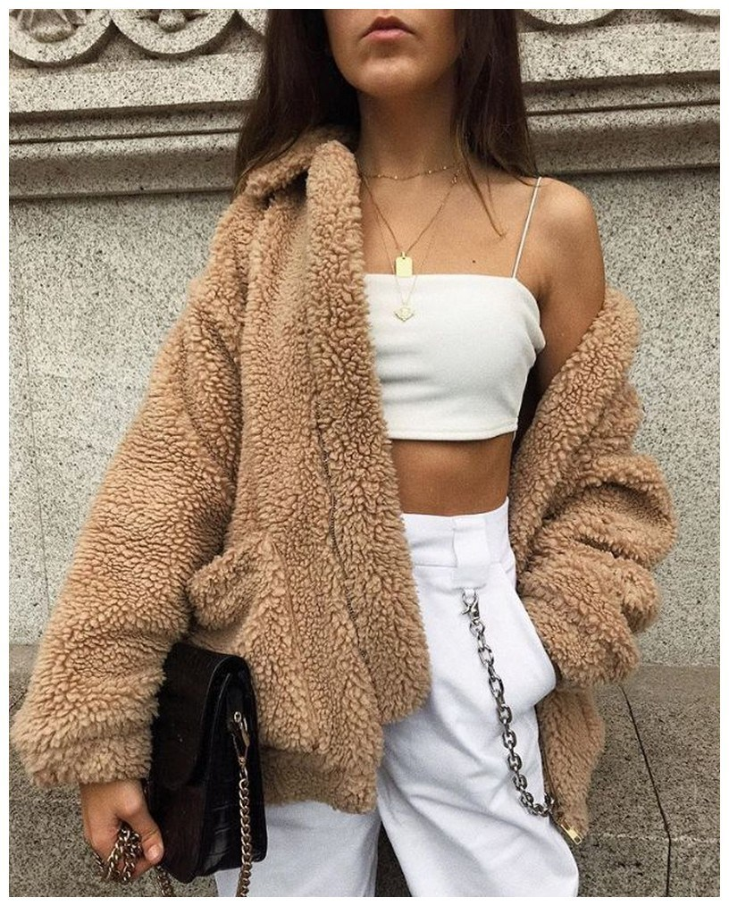 50+ popular winter outfits ideas to copy right now 8