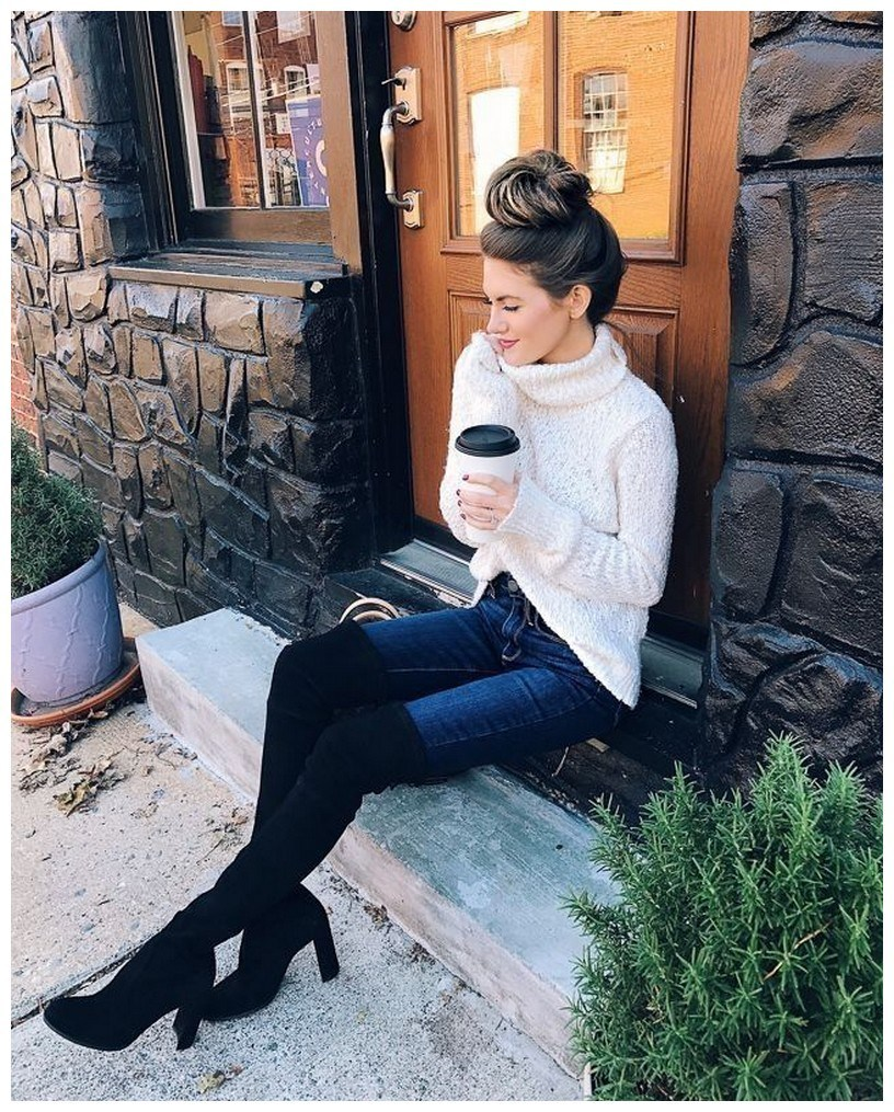 50+ popular winter outfits ideas to copy right now 54
