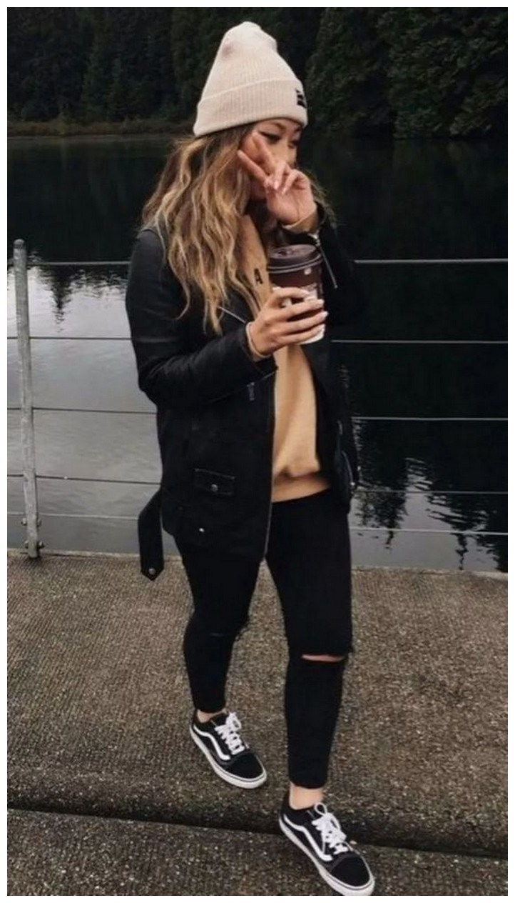45+ trending winter outfits to copy right now 4