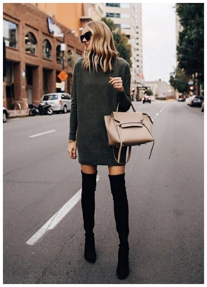 45+ trending winter outfits to copy right now 46