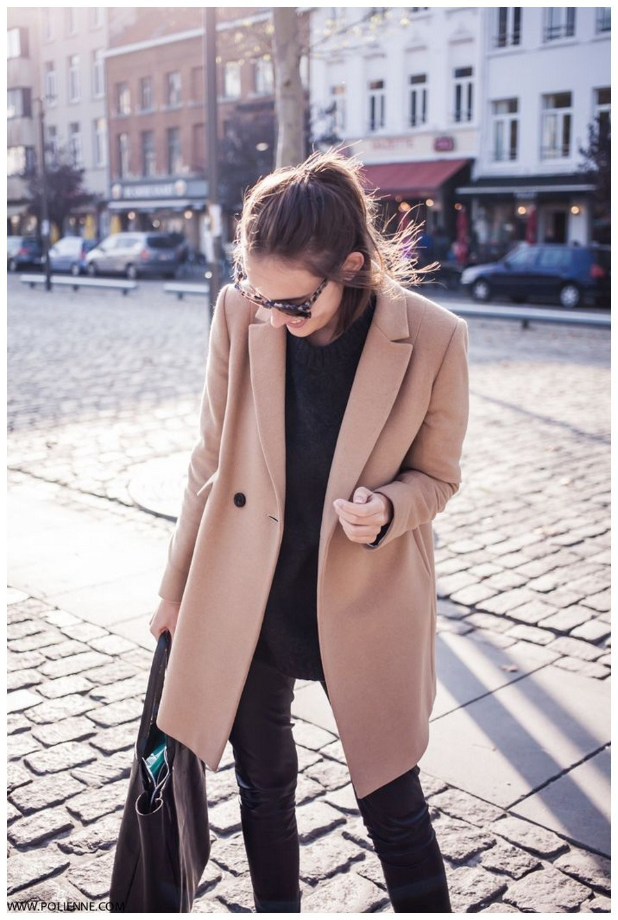 50+ cozy outfit idea you need to wear in winter 41