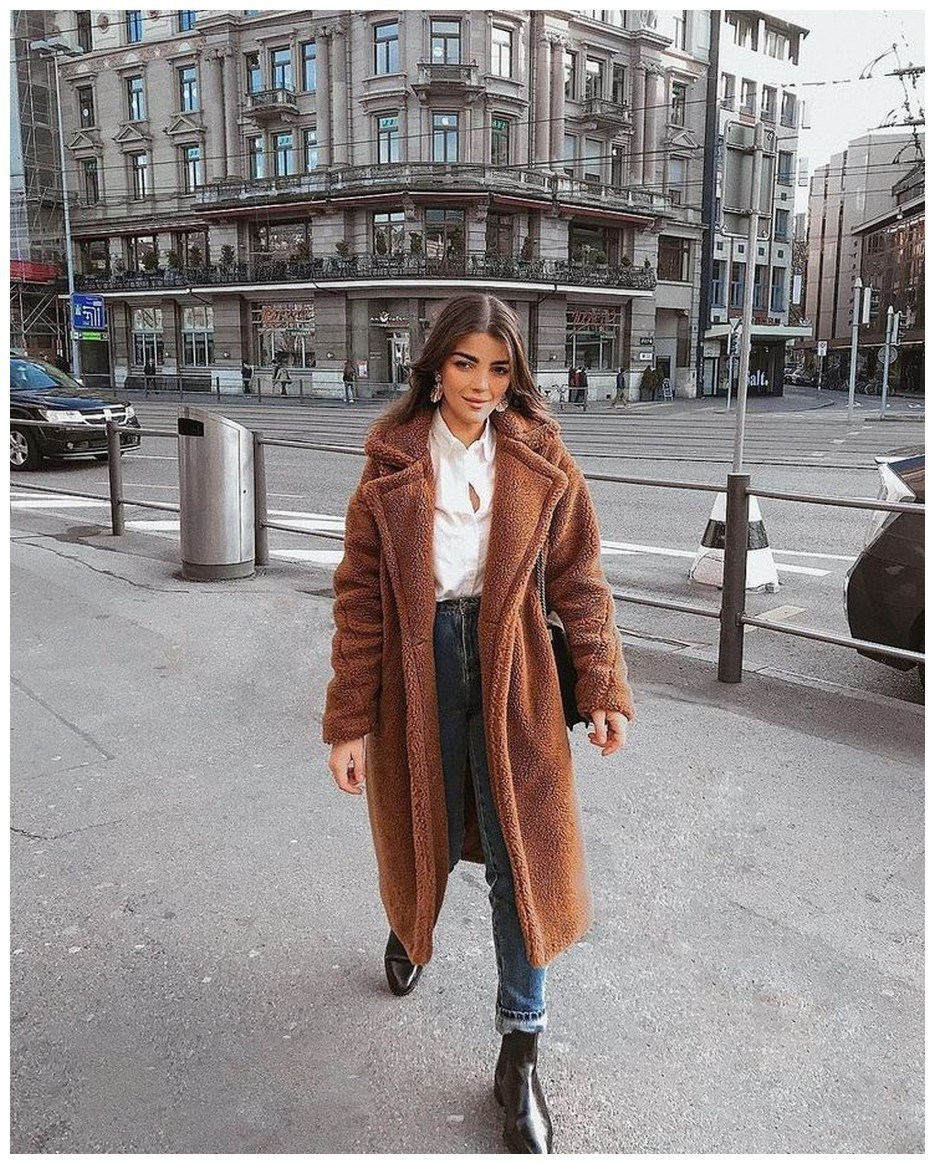 50+ cozy outfit idea you need to wear in winter 32