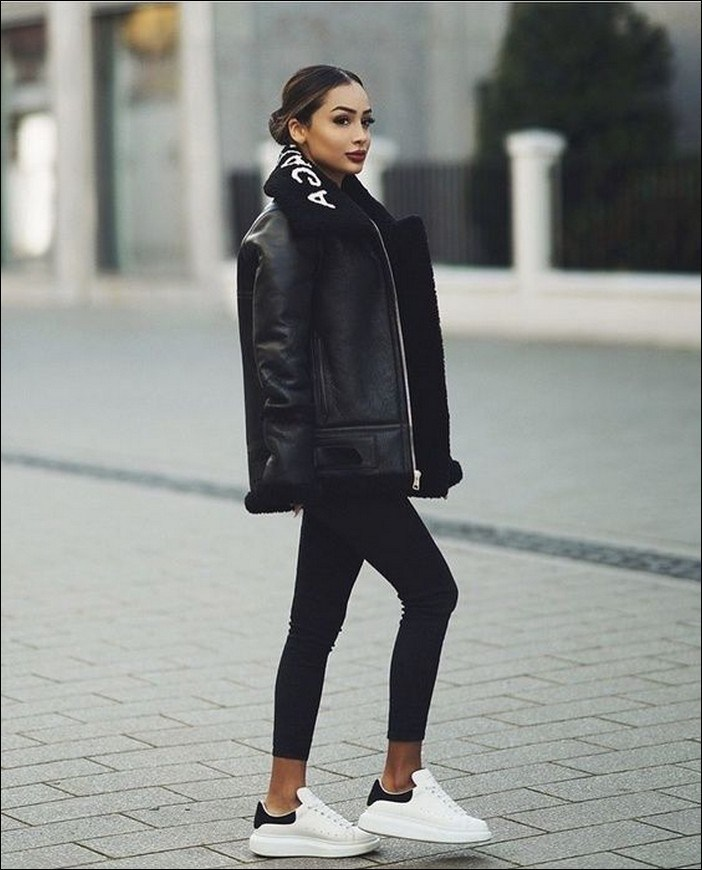 42+ trendy winter outfits to help to level up your winter style 16