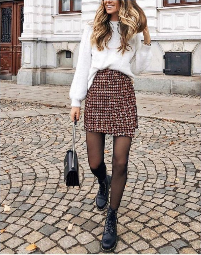 50+ the best fashionable trends in winter this year 36