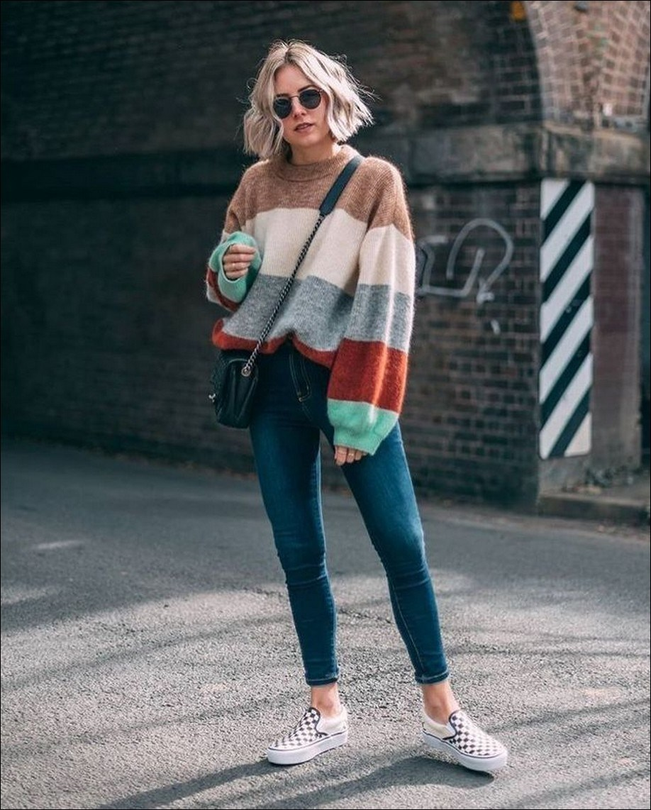 50+ the best fashionable trends in winter this year 29