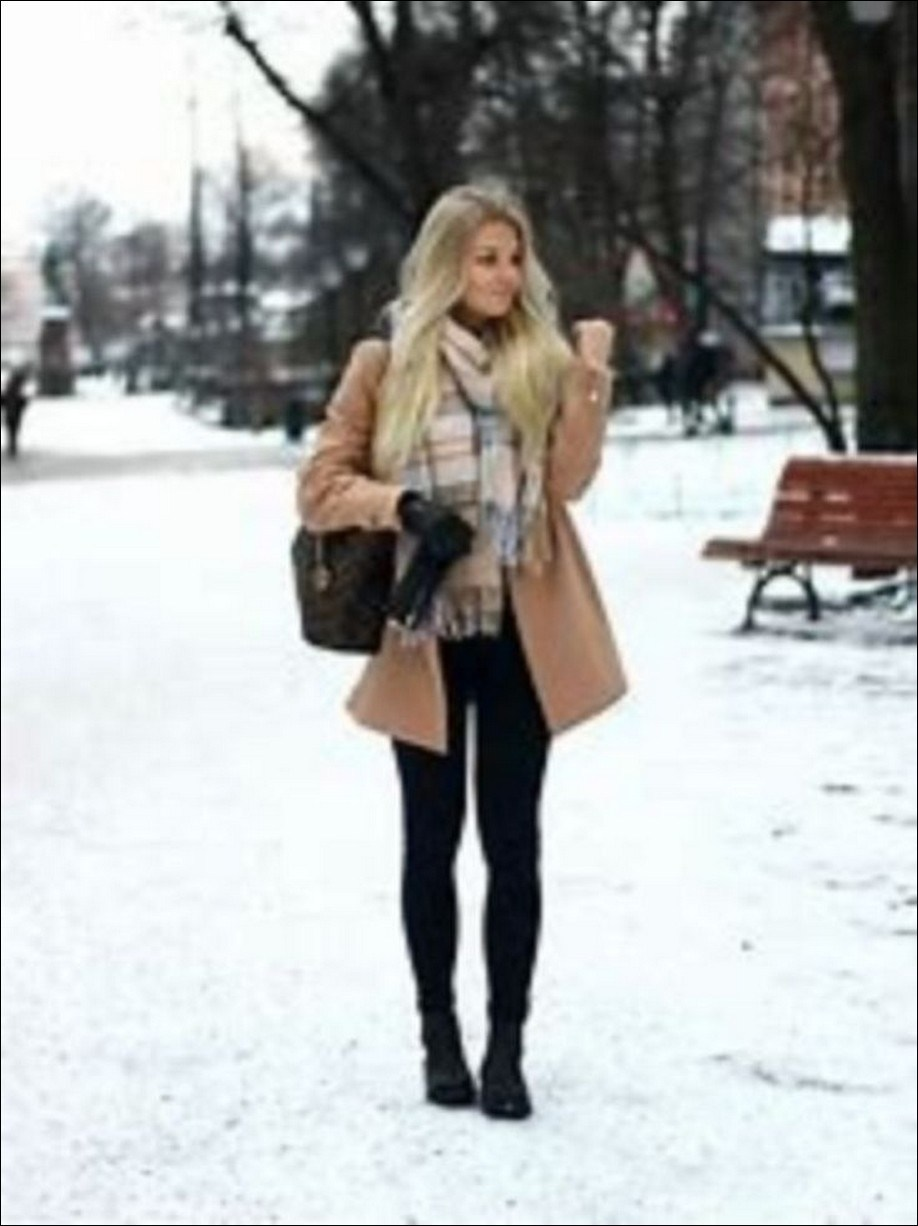 55+ lovely winter dress ideas for teens ideas 57
