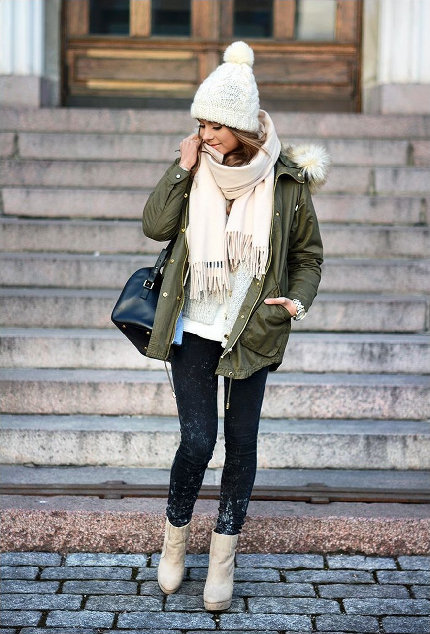 55+ lovely winter dress ideas for teens ideas 22