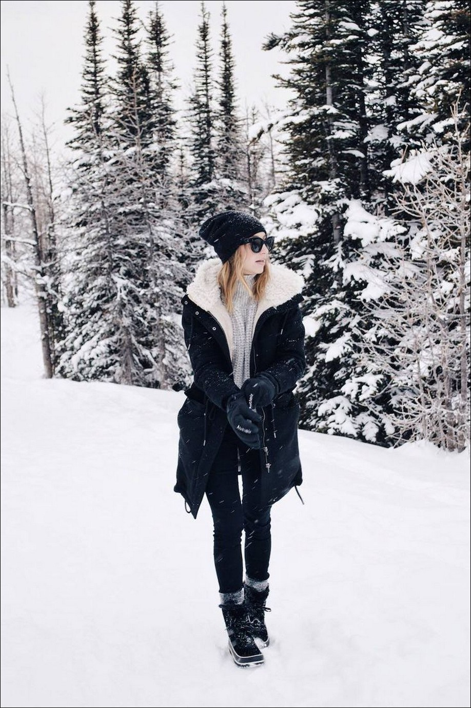 55+ lovely winter dress ideas for teens ideas 39