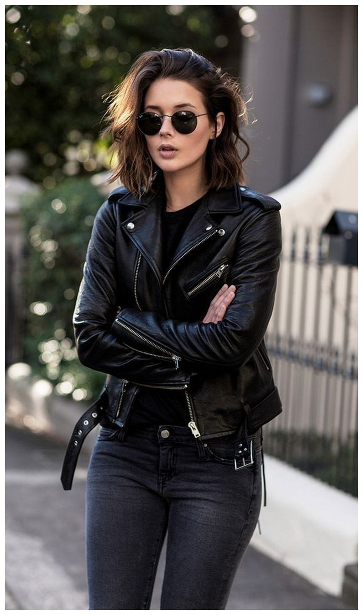 34+ rocker chic winter outfits you will love fashionplace info 9