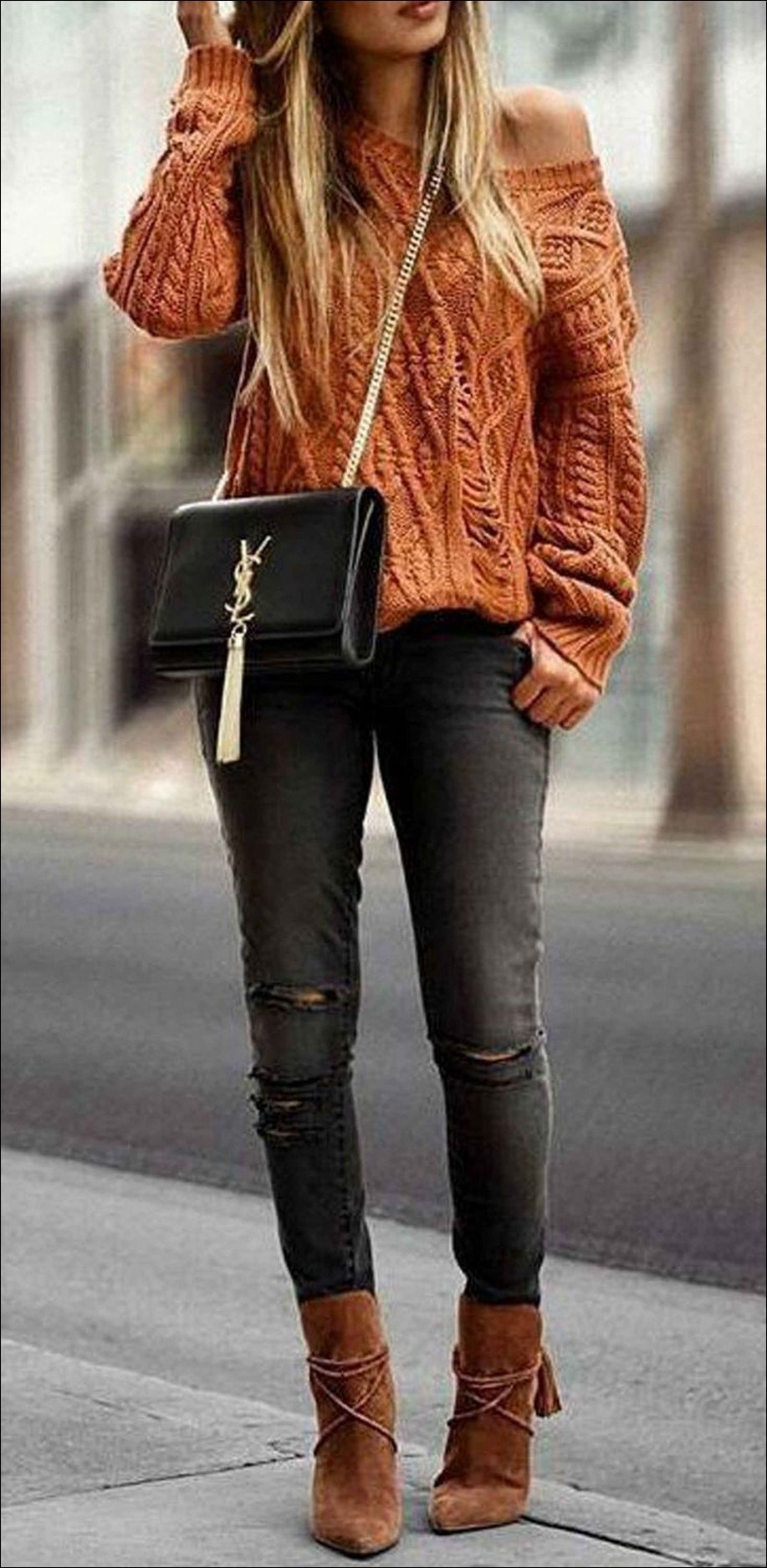 40+ best inspiring women winter outfit ideas 23
