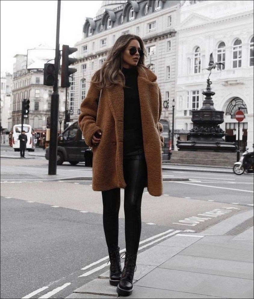 40+ best inspiring women winter outfit ideas 10