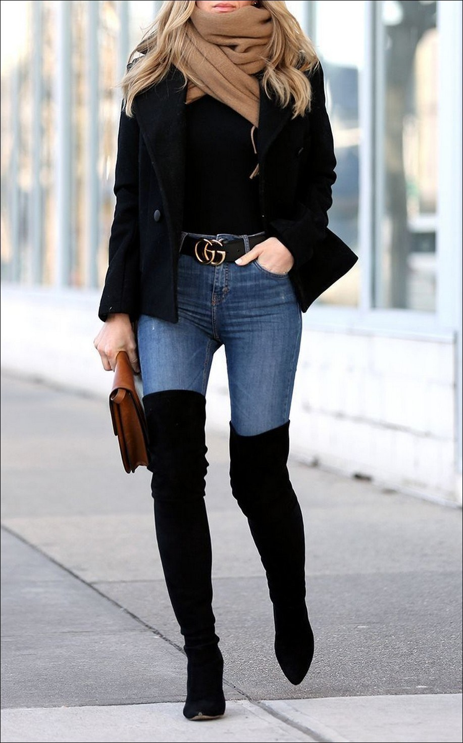 40+ best inspiring women winter outfit ideas 35