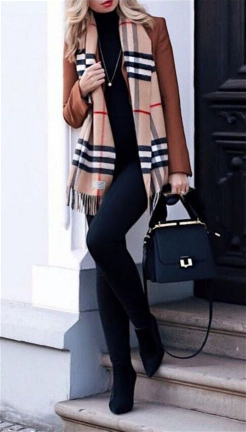 40+ best inspiring women winter outfit ideas 32