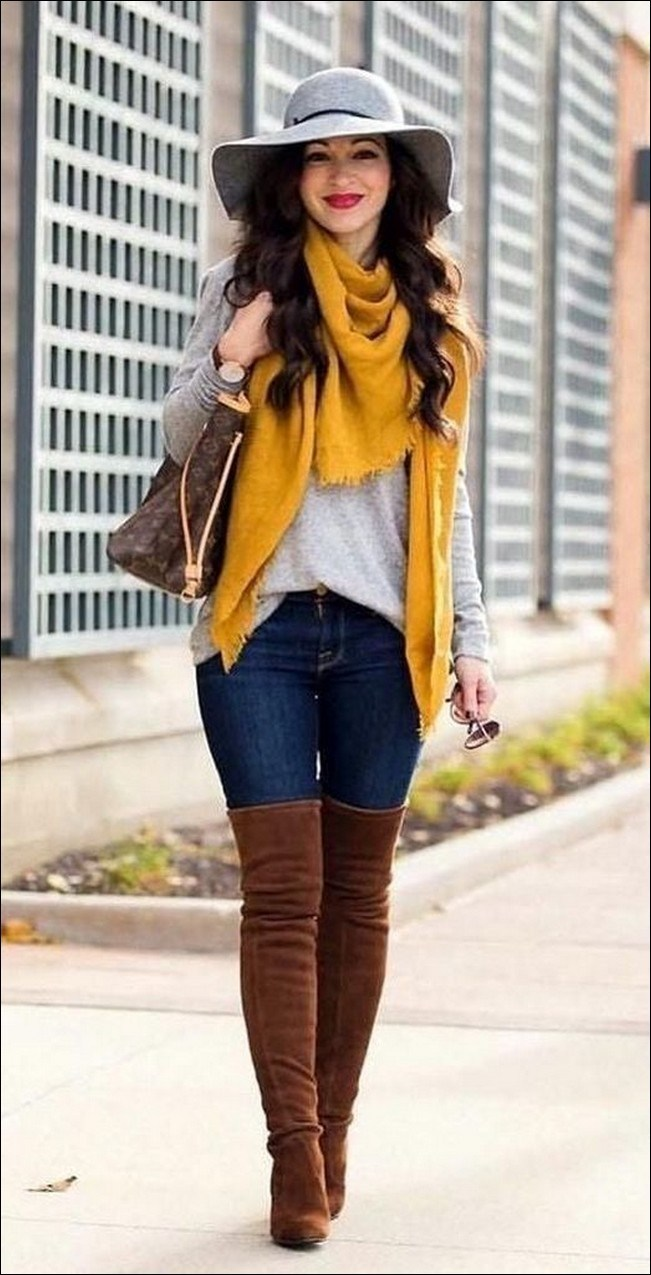 40+ best inspiring women winter outfit ideas 12