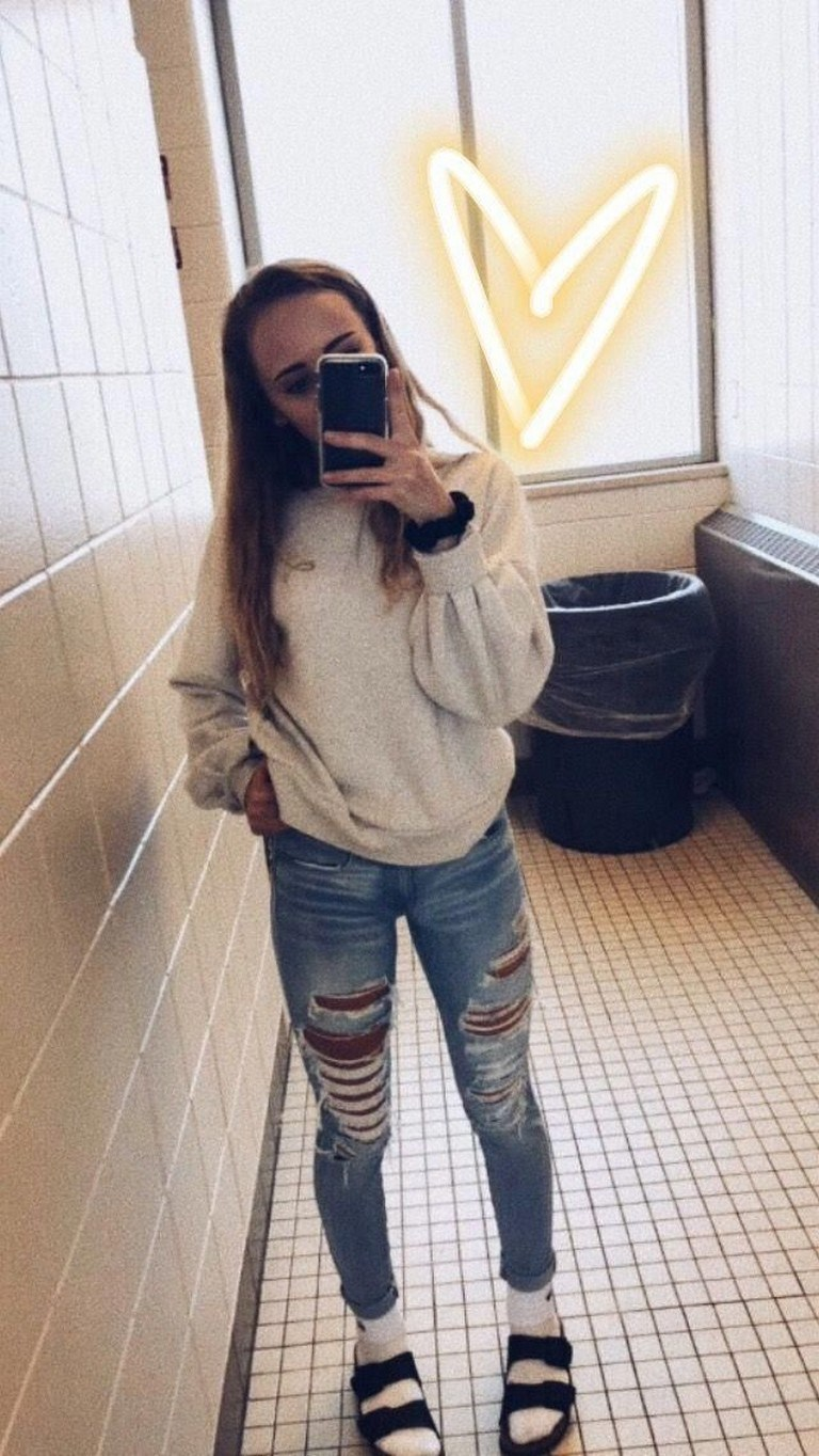 31+ cute casual winter fashion outfits for teen girl 24