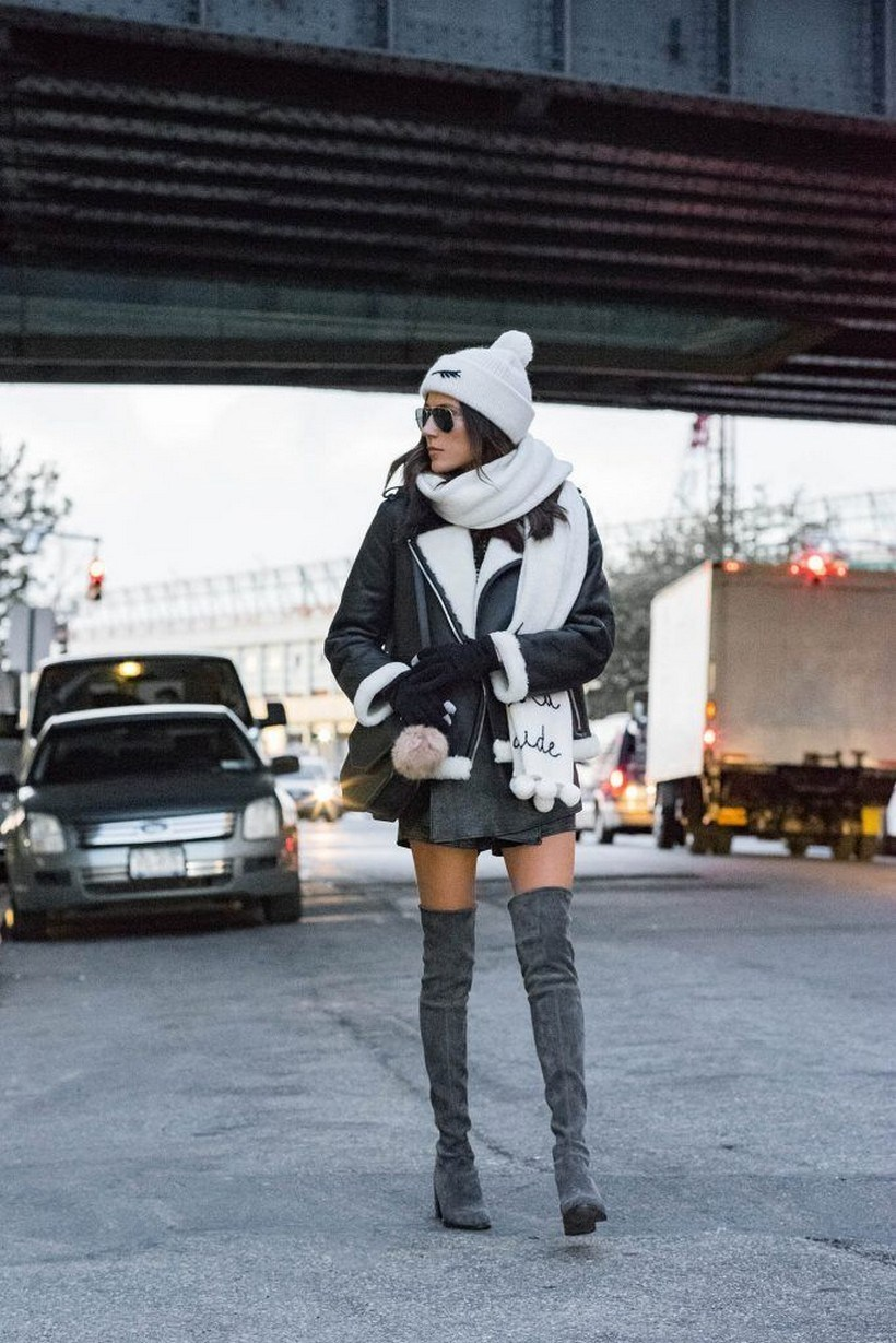 41+ combination for boots and coats this winter 43