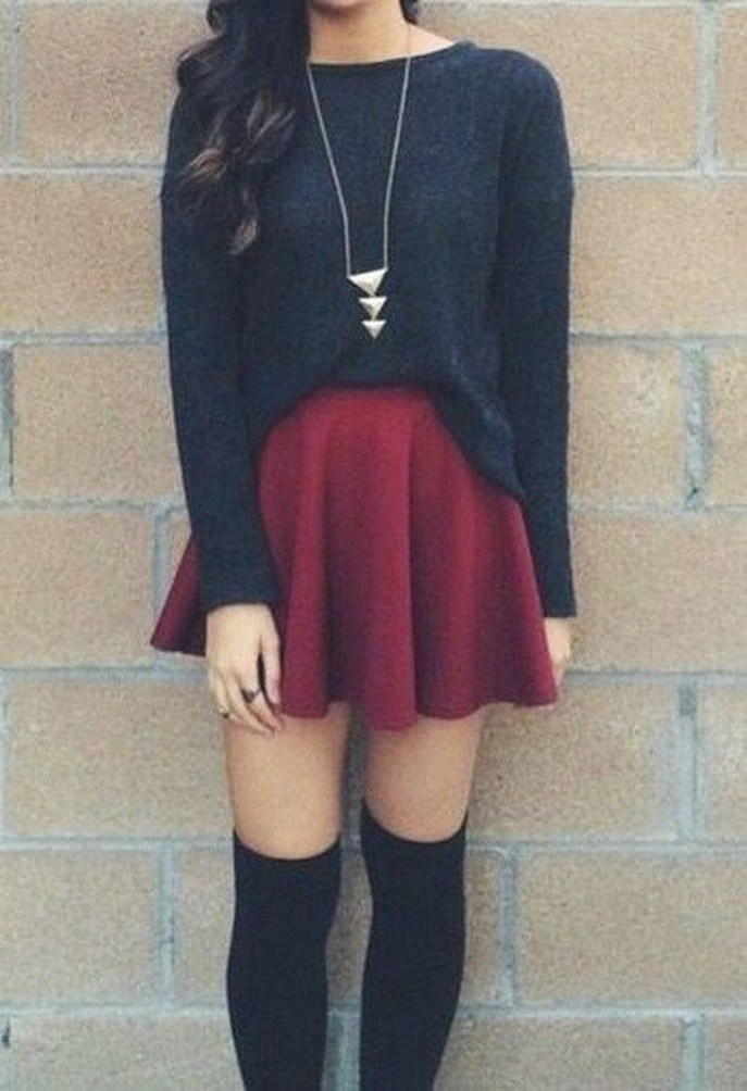 61+ best trendy outfits style ideas for beautiful teen girl 32