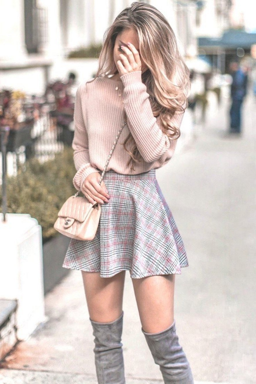 61+ best trendy outfits style ideas for beautiful teen girl 10