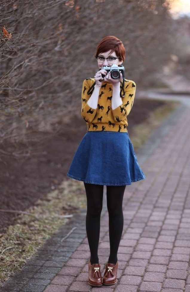 33+ cute winter fashion outfits 21
