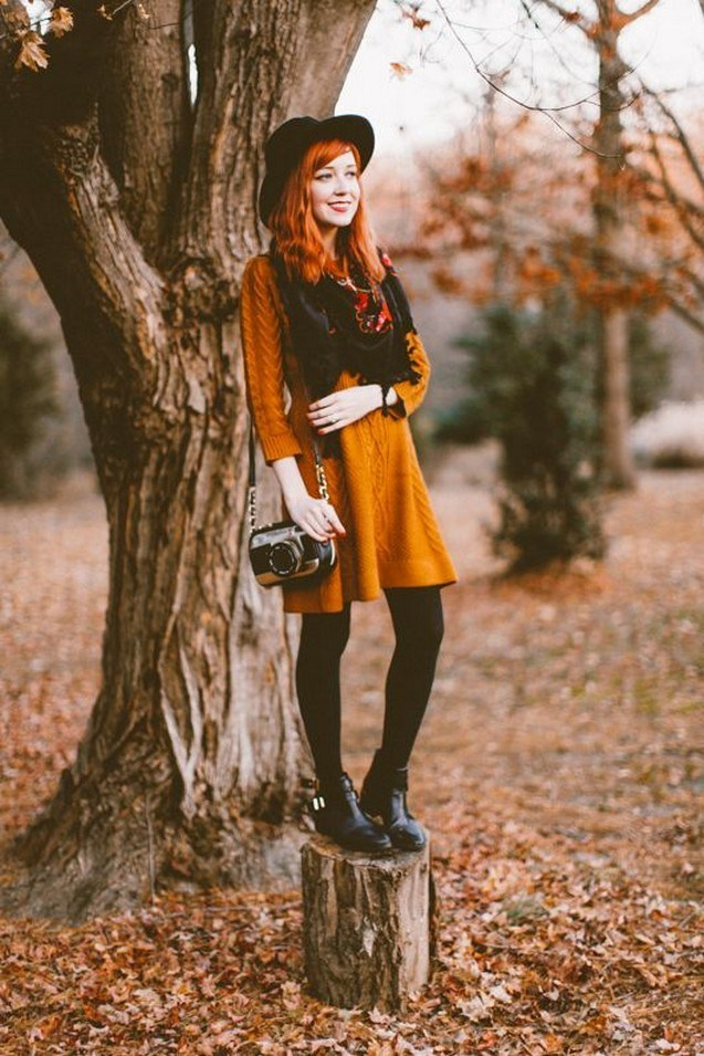33+ cute winter fashion outfits 35