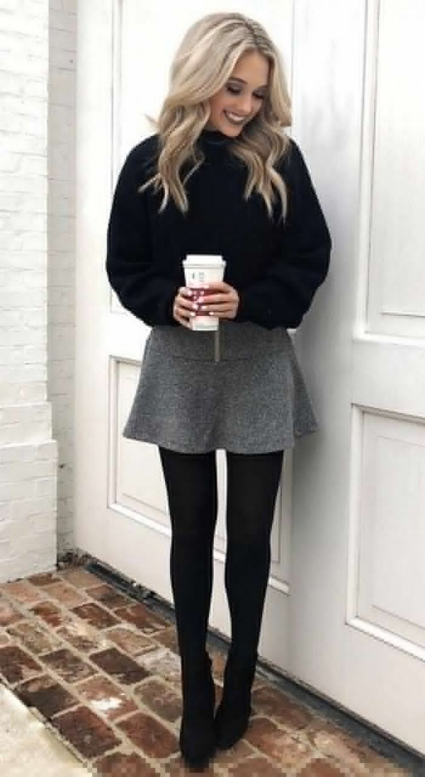 60+ the best work winter outfits ideas that make you more cool in this year 28