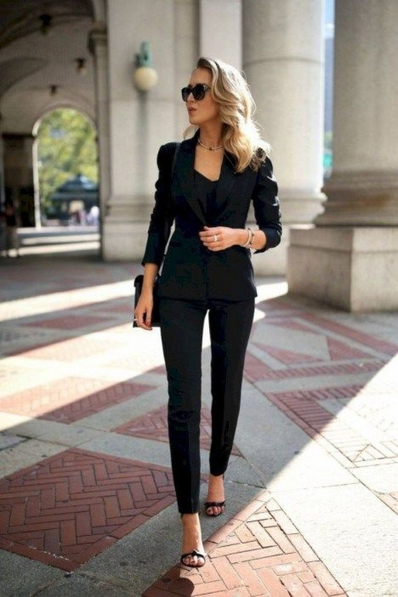 60+ the best work winter outfits ideas that make you more cool in this year 42