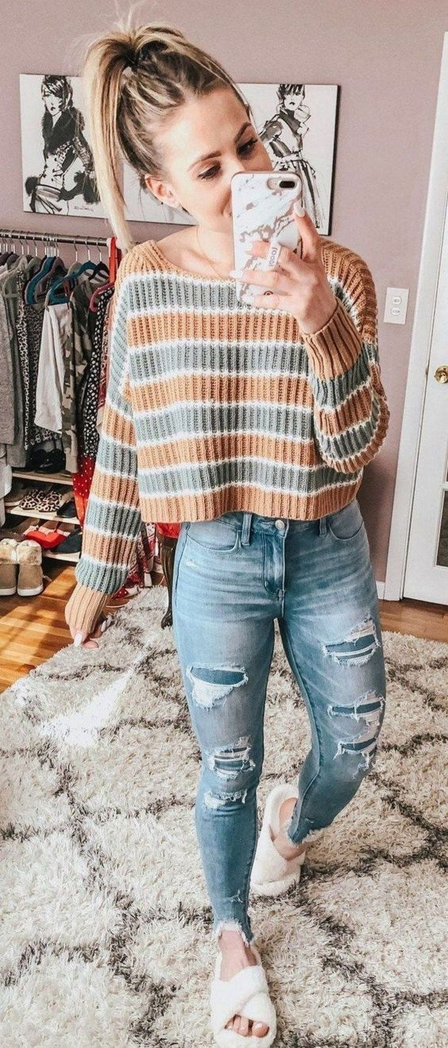 29+ basic outfit ideas every women should know for winter 4