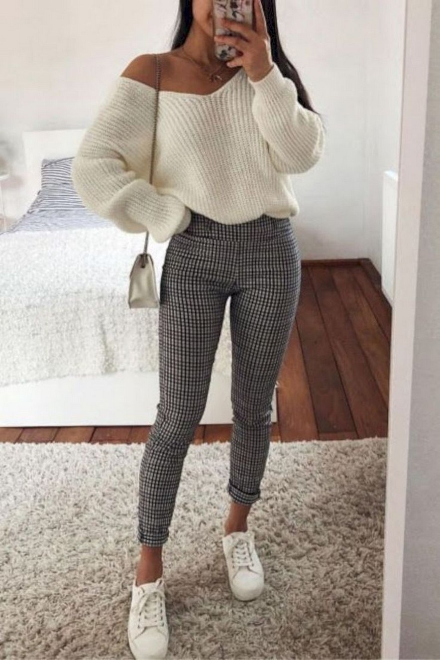 29+ basic outfit ideas every women should know for winter 11