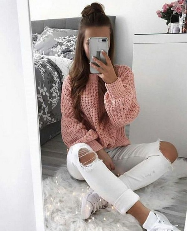 29+ basic outfit ideas every women should know for winter 3