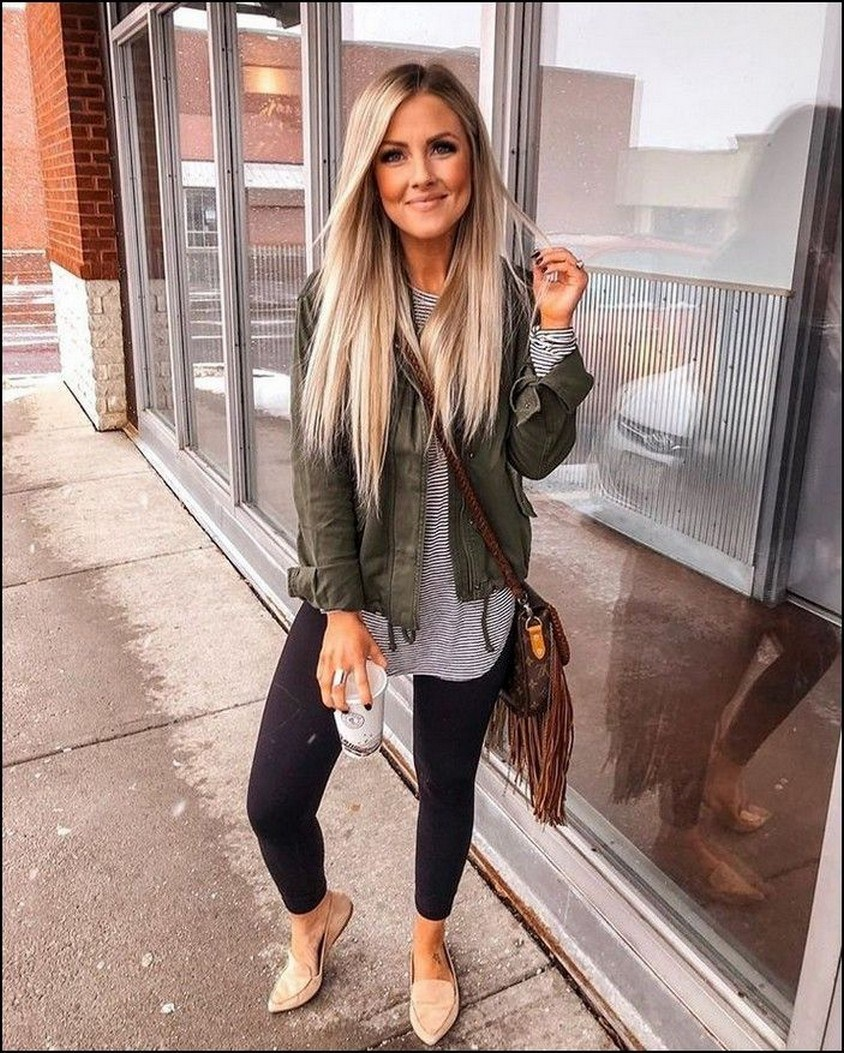 31+ trendy winter outfit ideas that women have to know 8