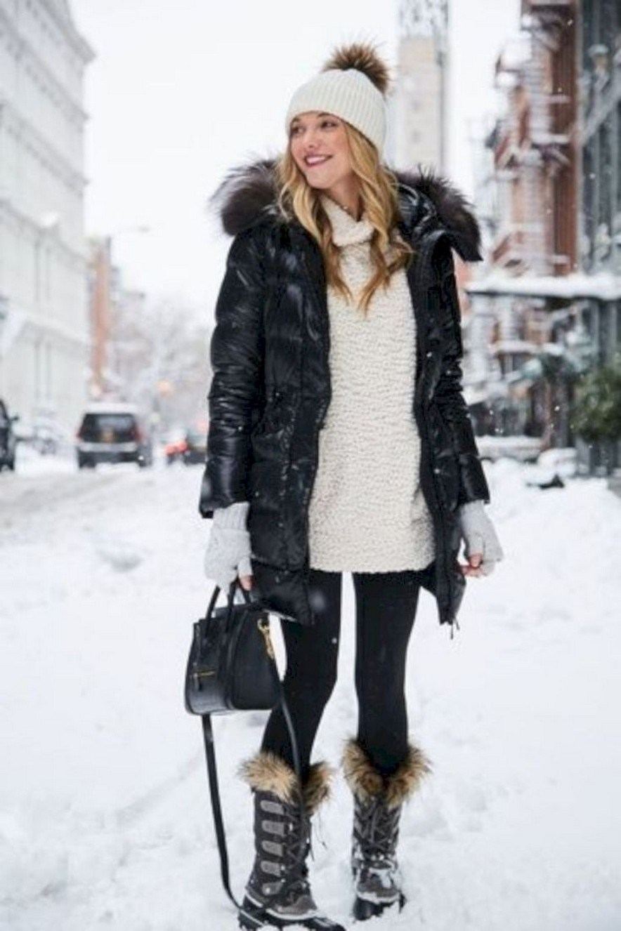 31+ trendy winter outfit ideas that women have to know 32