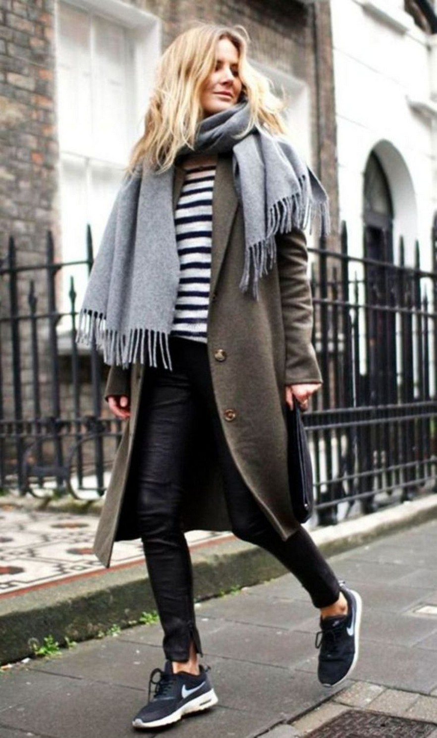 31+ trendy winter outfit ideas that women have to know 28