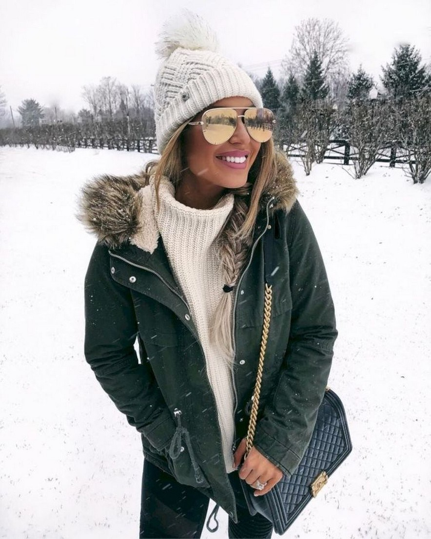 31+ trendy winter outfit ideas that women have to know 22