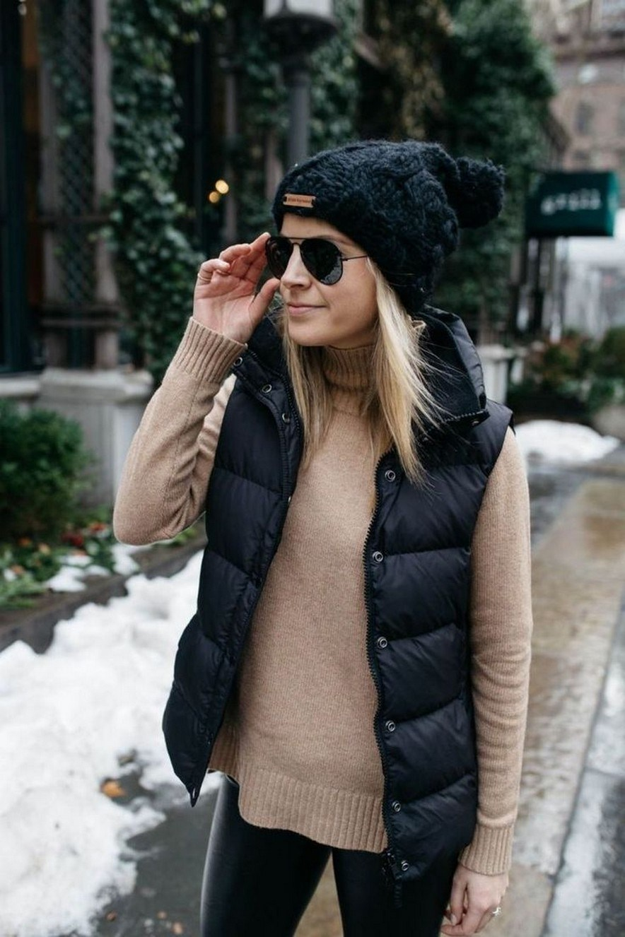 31+ trendy winter outfit ideas that women have to know 34