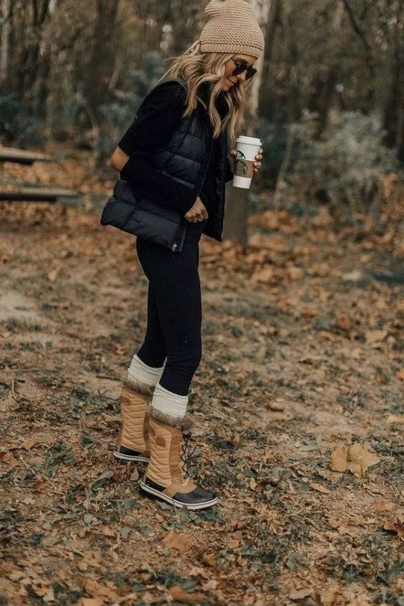 31+ trendy winter outfit ideas that women have to know 4