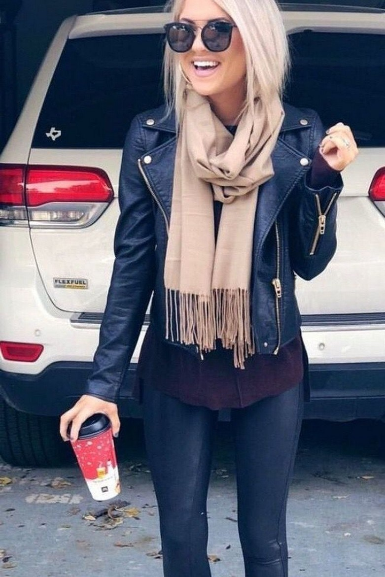 31+ trendy winter outfit ideas that women have to know 29